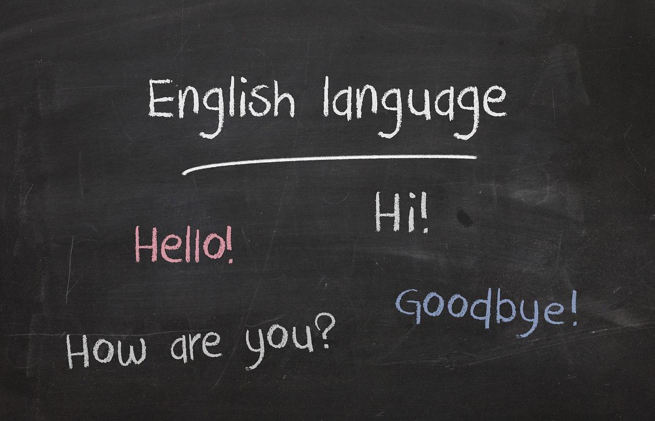 Egzamin z języka angielskiego.
