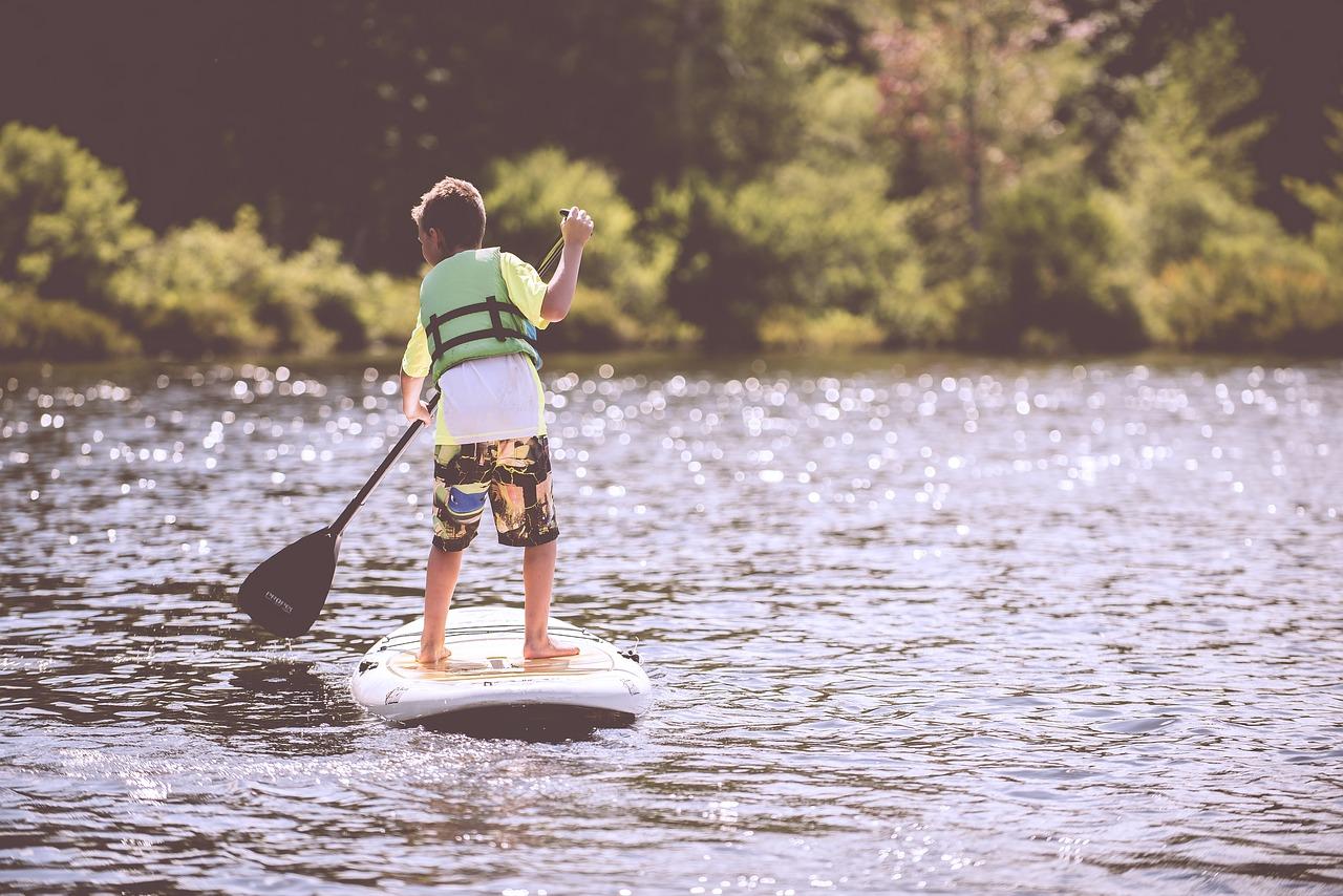 Prezent dla osoby uprawiającej sporty wodne