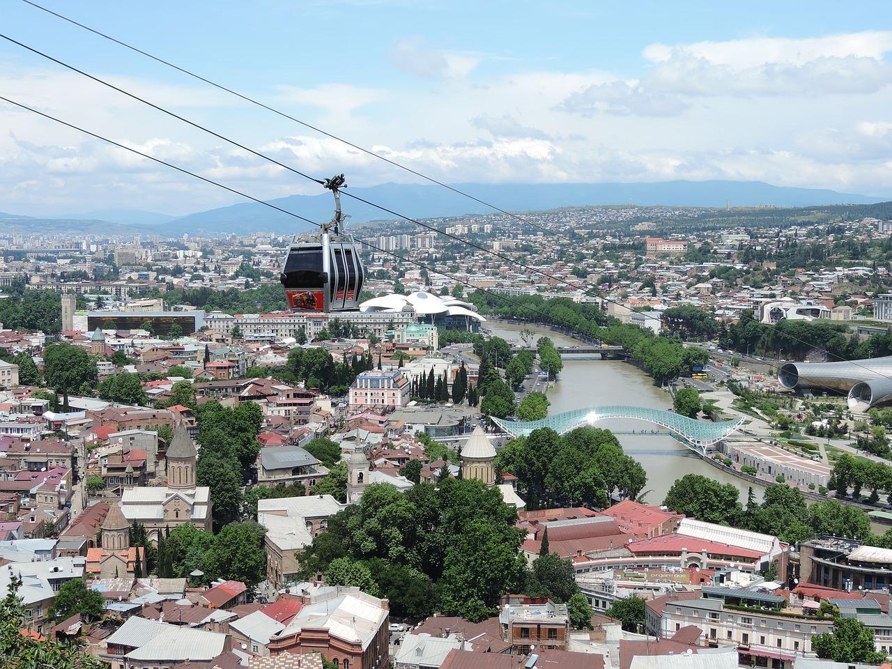Atrakcje stolicy Gruzji